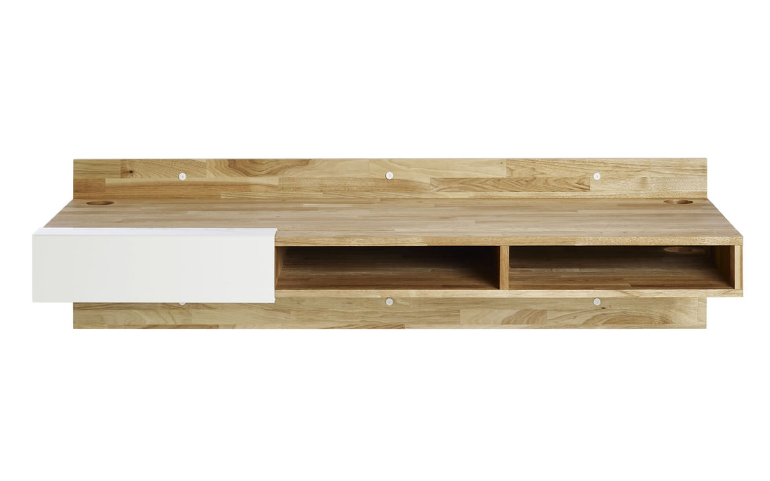 Wall Mounted Desk from the LAXseries by MASHstudios