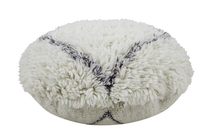 Bereber Soul Woolable Pouf by Lorena Canals