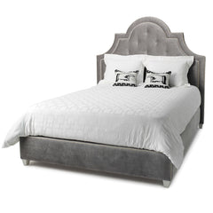 Woodhouse Queen Bed by Jonathan Adler