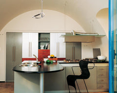 Gradisoffitto 50 ceiling light by Cini&Nils