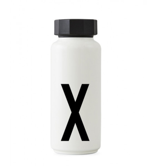 Personal Thermo Bottle (A-Z) by Design Letters