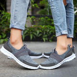 Variedshoes Mesh Lightweight Soft Casual Shoes