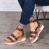 Variedshoes Women Fashion Casual Wedge Heel Sandals