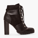 Variedshoes Karter Lace-Up Boots