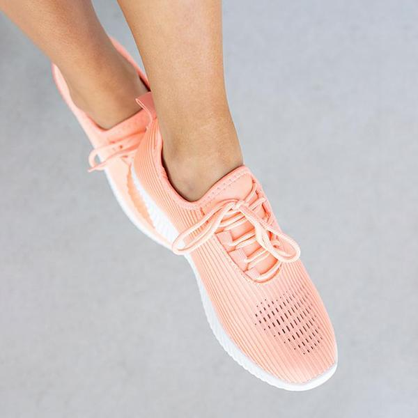 Variedshoes Women Fashion Daily Mesh Sneakers