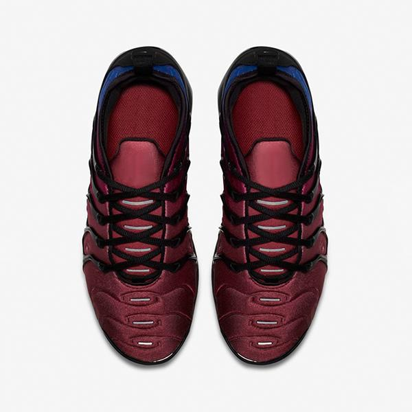 Variedshoes  Low Top Trainers Burgundy Sneakers