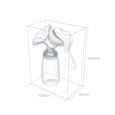 Manupump™ - Manual Breast Pump