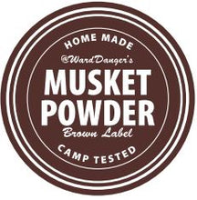 Load image into Gallery viewer, Musket Powder Brown Label