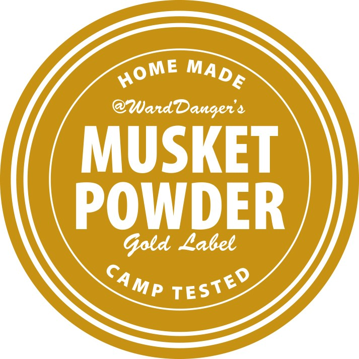 Musket Powder - Gold Label