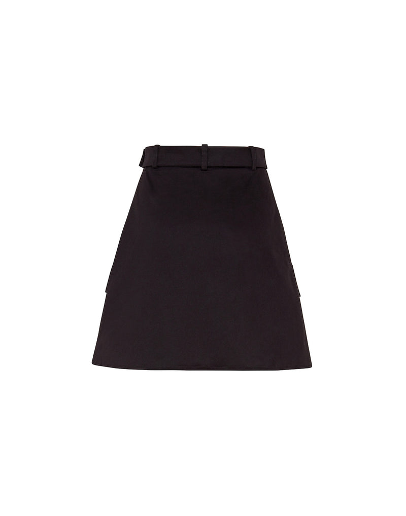 BLACK PEPPER MINI SKIRT