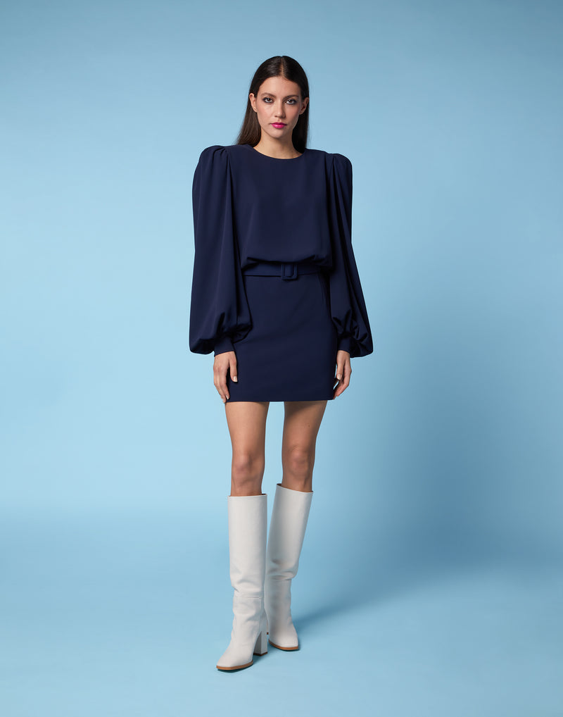 SHADES OF BLUE RELEASE - LOOK 2