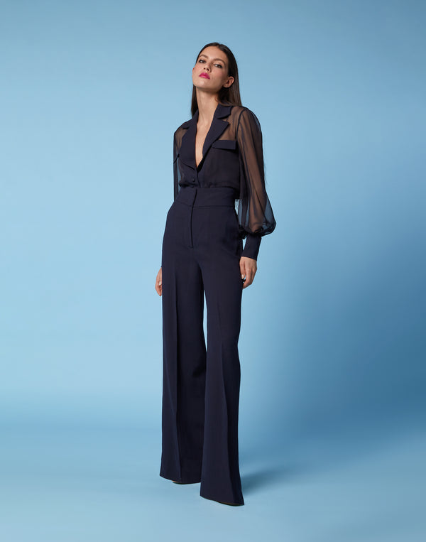 SHADES OF BLUE RELEASE - LOOK 6