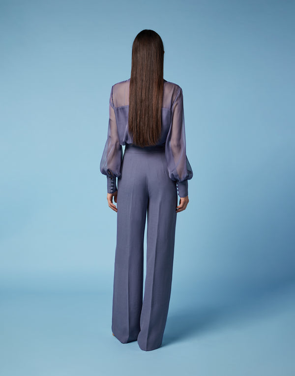SHADES OF BLUE RELEASE - LOOK 8