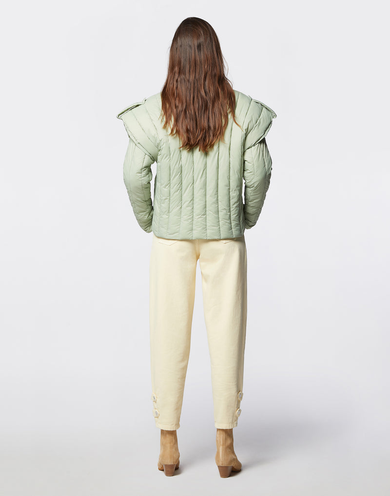 MINT DOWNJACKET