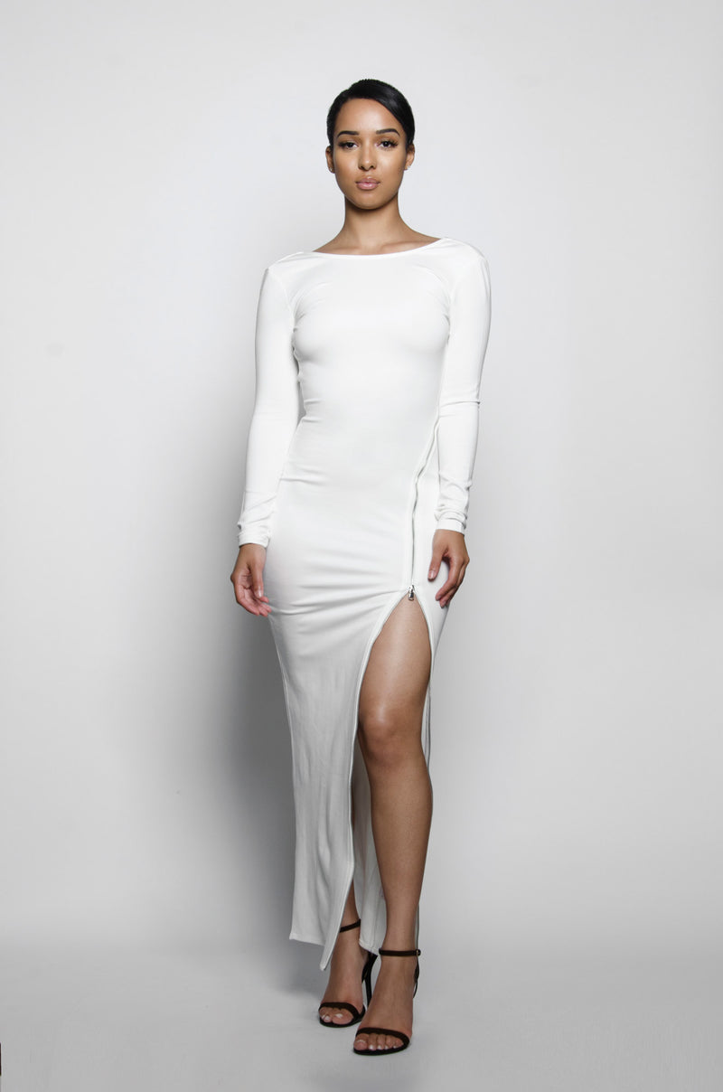 SOLANGE | Ivory Gown
