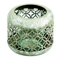Arabesque Cut Out Tea Light Holder