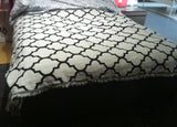 Arabesque Pattern Large Throw