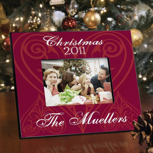 Special Concept Christmas Picture Frames 5X7