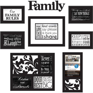 Pictures Family Collage Picture Frames