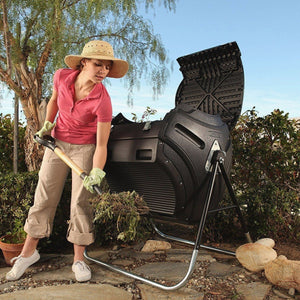 Affordable Lifetime Compost Tumbler