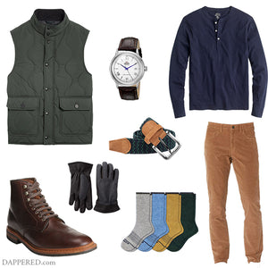 "Style Scenario: ""You look like Fall incarnate"""