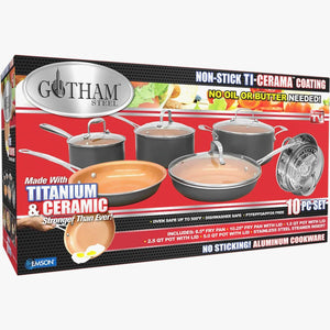 Lovely Gotham Pots And Pans