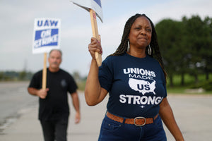 Black Workers Are the Heartbeat of the GM Strike