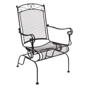 Layout Rod Iron Chairs