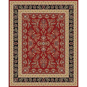Cheap And Reviews Red Black Area Rugs