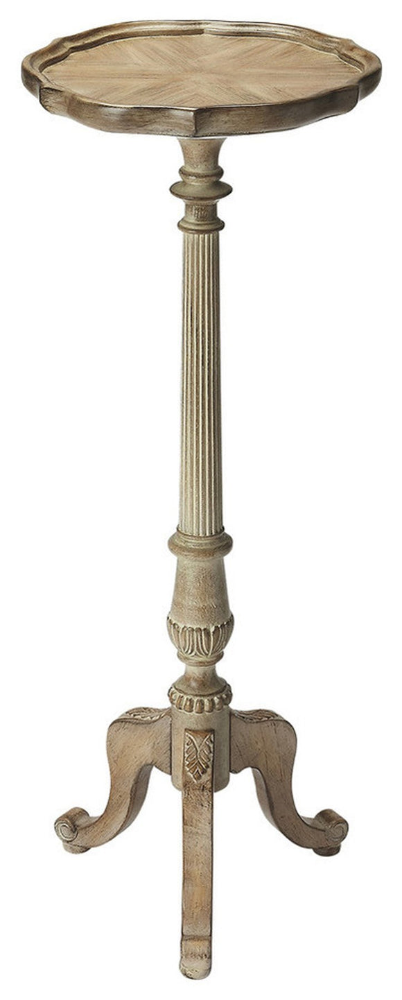 Chatsworth Driftwood Pedestal Plant Stand