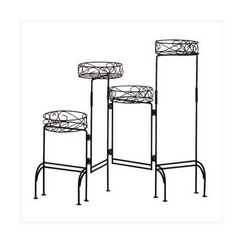 4-tier Plant Stand Screen (pack of 1 EA)