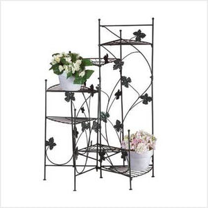 IVY-DESIGN STAIRCASE PLANT STAND