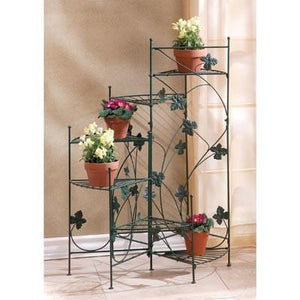 Ivy-Design Staircase Plant Stand 10034764 Free Shipping