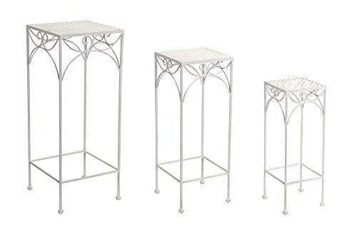 Square Top Plant Stands