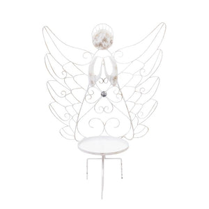 "30"" Plant Stand, Angel"
