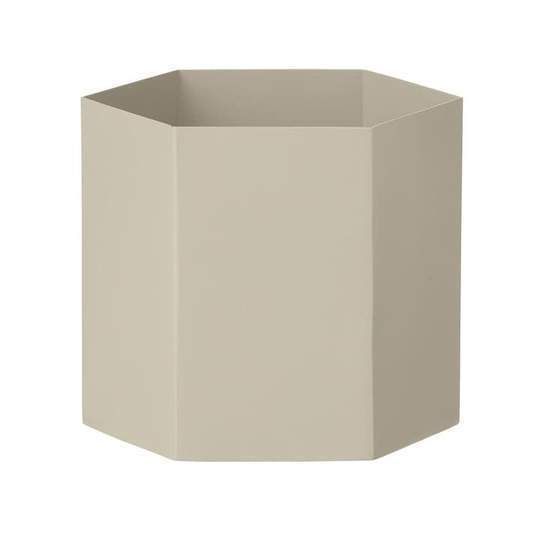 Ferm Living Hexagon Pot - XL