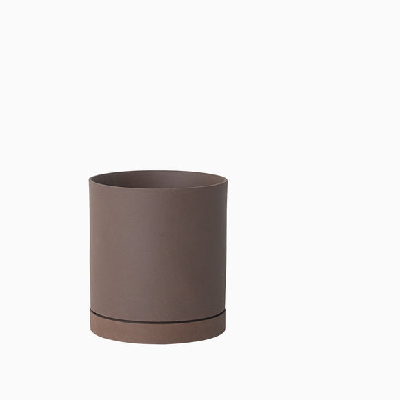 Ferm Living Sekki Pot Large - Rust