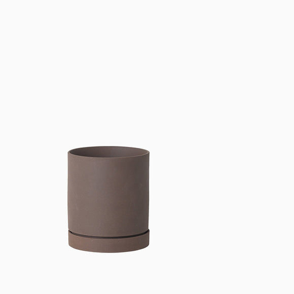 Ferm Living Sekki Pot Medium - Rust