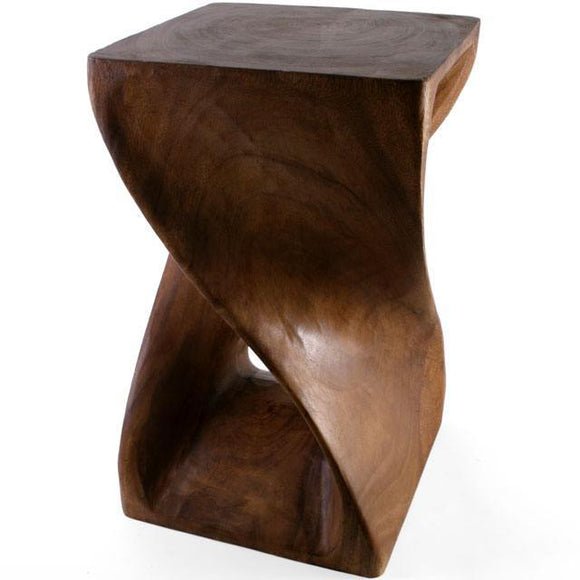 51cm Honey Twist Table / Stool
