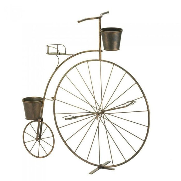 Summerfield Terrace Old-Fashioned Bicycle Plant Stand