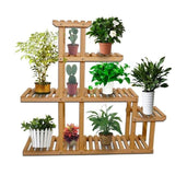 Classic Wooden Plant Stand