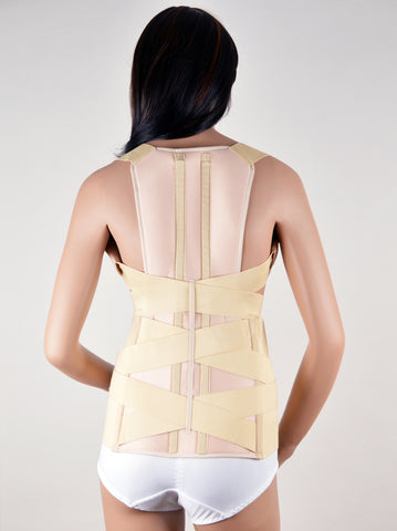 Medical Firm Posture Corrector, Scoliosis Support Brace