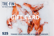 Load image into Gallery viewer, TRE-FIN FOODS Gift Cards