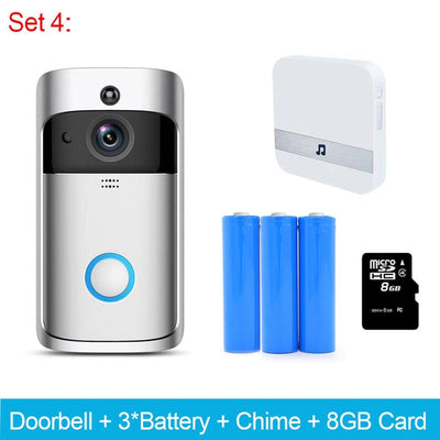 Smart WiFi Video Doorbell - Do Simpler