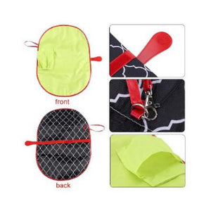 Fashionable Foldable Portable Diaper Changing Pad