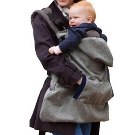 Warm Cape Cloak All-Seasons Baby Carrier