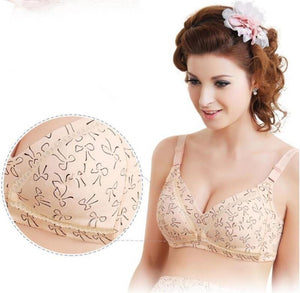 Soft Cotton Wire Free Breastfeeding Bras