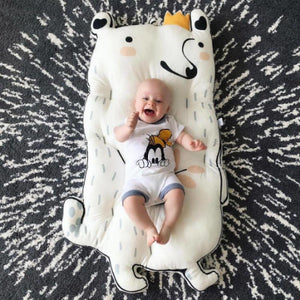 Comfortable Cotton Baby Play Mat