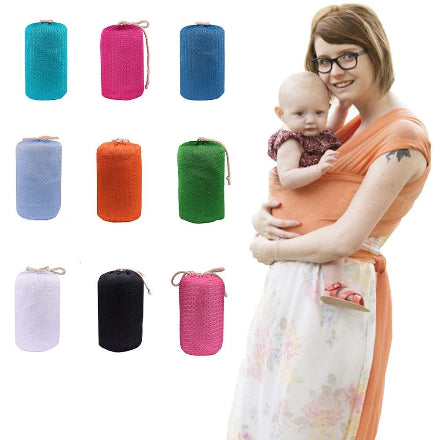 Breathable Quick Dry Baby Wrap Carriers