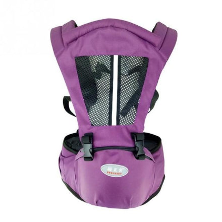 Adjustable Strap Hip Seat Soft Breathable Sling Baby Carrier